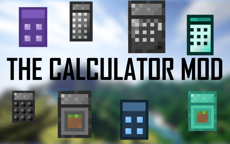 calculator-mod-1-11-21-10-2-for-minecraft Calculator Mod 1.11.2/1.10.2 for Minecraft