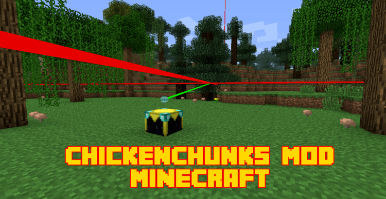 chickenchunks-mod-1-11-21-10-2-for-minecraft ChickenChunks Mod 1.11.2/1.10.2 for Minecraft