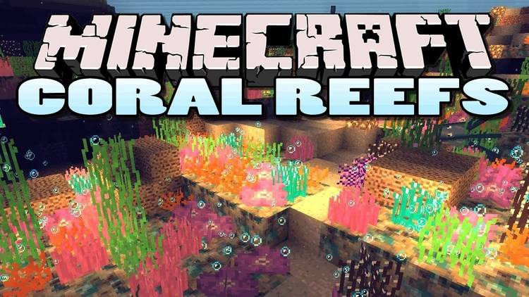 coral-reefs-mod-1-11-21-10-2-for-minecraft Coral Reefs Mod 1.11.2/1.10.2 for Minecraft