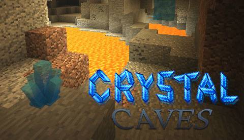 crystal-caves-mod-1-11-2-for-minecraft Crystal Caves Mod 1.11.2 for Minecraft