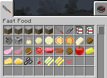 fastfood-mod-1-10-21-7-10-for-minecraft FastFood Mod 1.10.2/1.7.10 for Minecraft