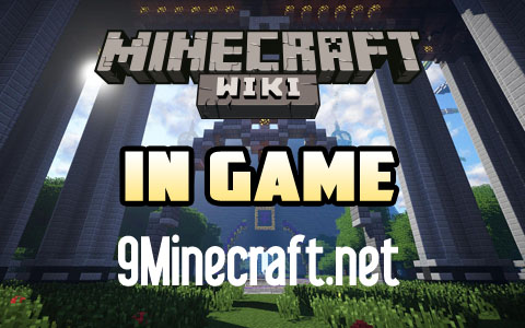 in-game-wiki-mod-1-10-21-7-10-gui-in-minecraft In-Game Wiki Mod 1.10.2/1.7.10 (GUI in Minecraft)