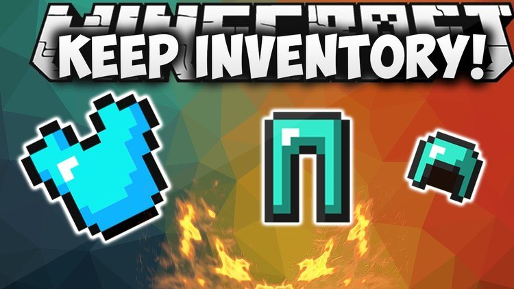 Keeping Inventory Mod for minecraft logo