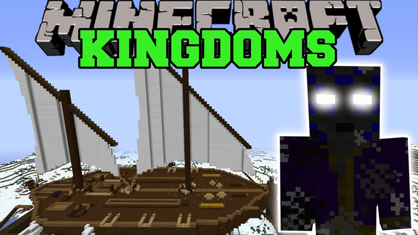 kingdoms-of-the-overworld-mod-1-7-10 Kingdoms of The Overworld Mod 1.7.10