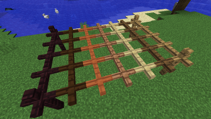 lattice-mod-1-10-21-7-10-horizontal-fences Lattice Mod 1.10.2/1.7.10 (Horizontal Fences)