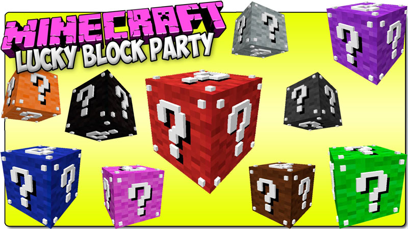 lucky-block-party-mod Lucky Block Party Mod