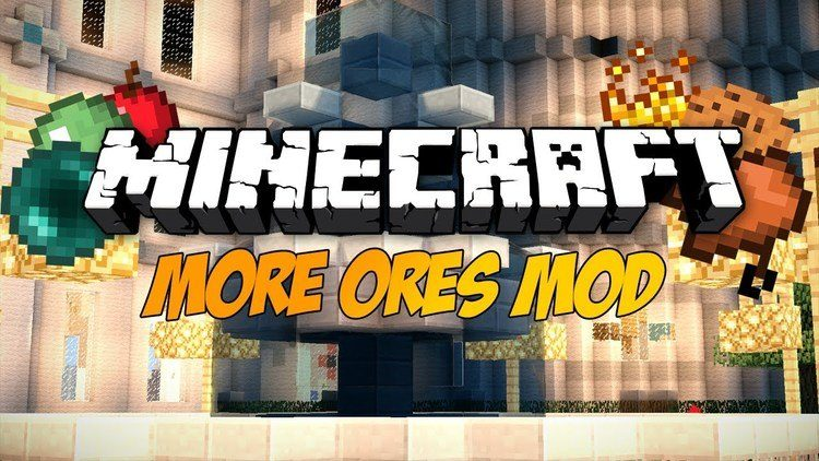 more-ores-mod-1-11-21-10-2-for-minecraft More Ores Mod 1.11.2/1.10.2 for Minecraft