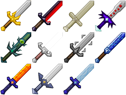 more-swords-mod-1-8-91-7-10-more-enchantments More Swords Mod 1.8.9/1.7.10 (More Enchantments)