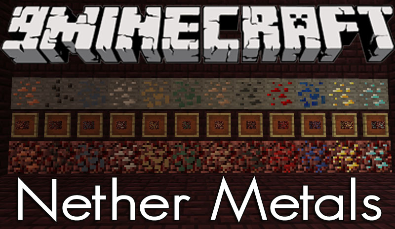 nether-metals-mod-1-10-2-addon-for-base-metals-mod Nether Metals Mod 1.10.2 (Addon for Base Metals Mod)