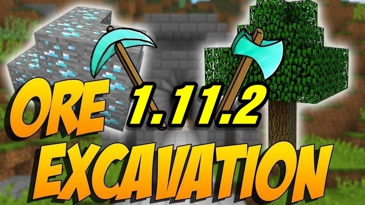 ore-excavation-mod-1-11-21-10-2-for-minecraft Ore Excavation Mod 1.11.2/1.10.2 for Minecraft