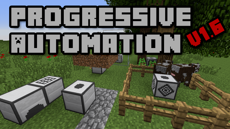progressive-automation-mod-1-11-21-10-2-for-minecraft Progressive Automation Mod 1.11.2/1.10.2 for Minecraft