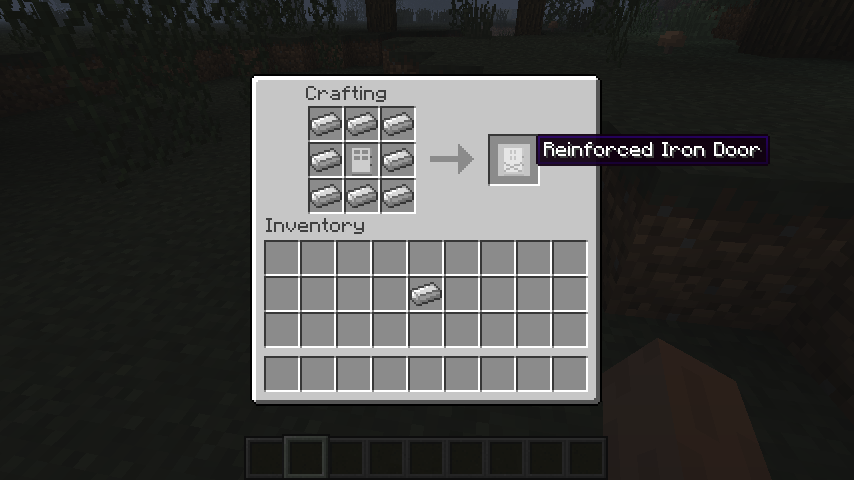 SecurityCraft Mod