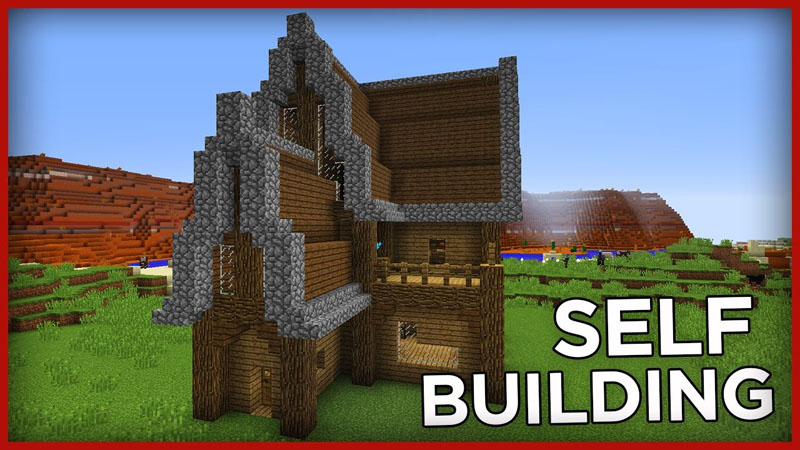 self-building-house-command-block-1-11-2 Self Building House Command Block 1.11.2