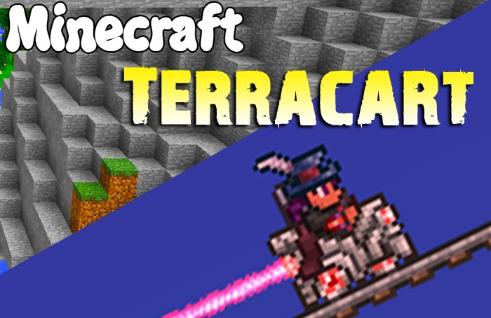 Terracart Mod for minecraft logo