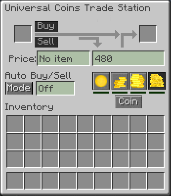 universal-coins-mod-1-10-21-7-10-buysell-items Universal Coins Mod 1.10.2/1.7.10 (Buy/Sell Items)