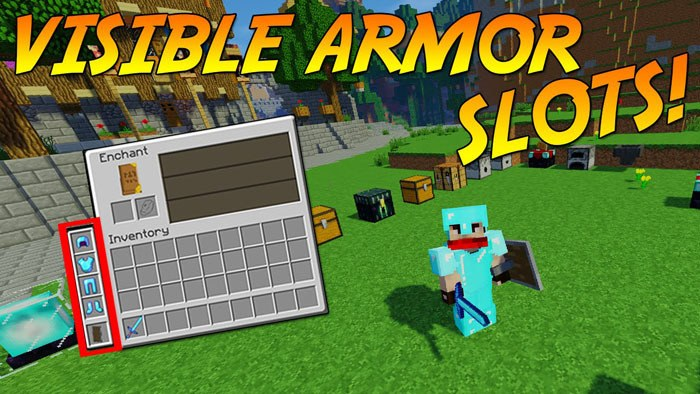 visible-armor-slots-mod-1-11-21-10-2-for-minecraft Visible Armor Slots Mod 1.11.2/1.10.2 for Minecraft