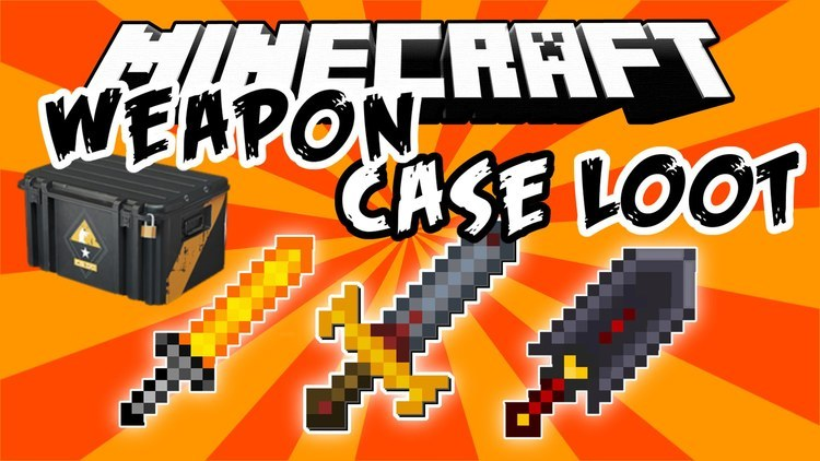 weapon-case-loot-mod-1-11-21-10-2-for-minecraft Weapon Case Loot Mod 1.11.2/1.10.2 for Minecraft