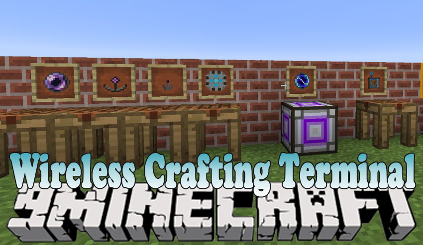 wireless-crafting-terminal-mod-1-10-21-7-10 Wireless Crafting Terminal Mod 1.10.2/1.7.10