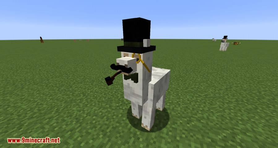 1491073420_458_better-than-llamas-mod-1-11-2-for-minecraft Better Than Llamas Mod 1.11.2 for Minecraft
