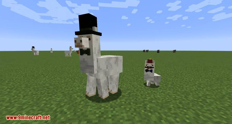 1491073421_281_better-than-llamas-mod-1-11-2-for-minecraft Better Than Llamas Mod 1.11.2 for Minecraft