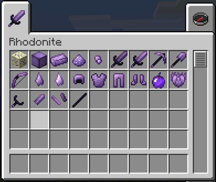 1491092111_381_rhodonite-tools-armor-mod-1-11-21-10-2-for-minecraft Rhodonite Tools & Armor Mod 1.11.2/1.10.2 for Minecraft