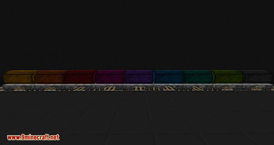 Railcraft Cosmetic Additions Mod 4