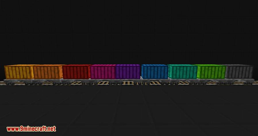 Railcraft Cosmetic Additions Mod 3