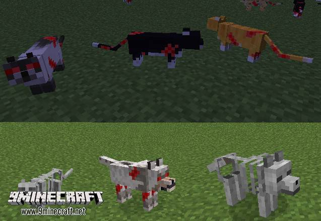 1491117524_110_gravestone-mod-1-8-91-7-10-wither-catacombs-graveyards Gravestone Mod 1.8.9/1.7.10 (Wither Catacombs, Graveyards)