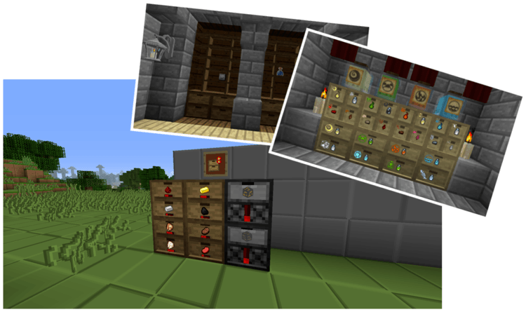 1491125139_725_storage-drawers-mod-1-11-21-10-2-for-minecraft Storage Drawers Mod 1.11.2/1.10.2 for Minecraft