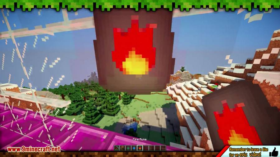 1491551852_933_dynamiccraft-mod-1-7-10-become-a-wizard DynamicCraft Mod 1.7.10 (Become a Wizard)