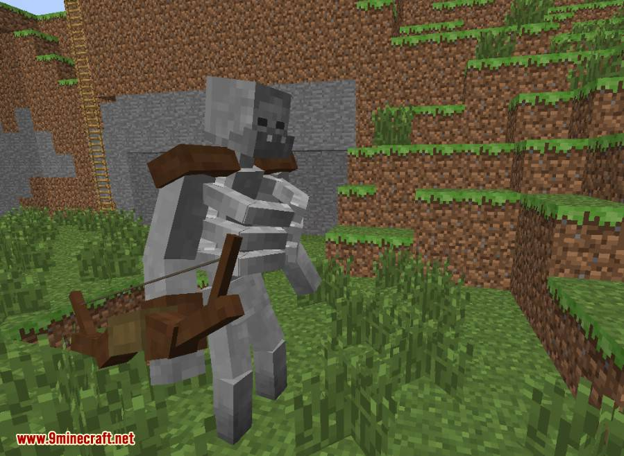 1491710284_590_mutant-creatures-mod-1-7-10-giant-monsters Mutant Creatures Mod 1.7.10 (Giant Monsters)