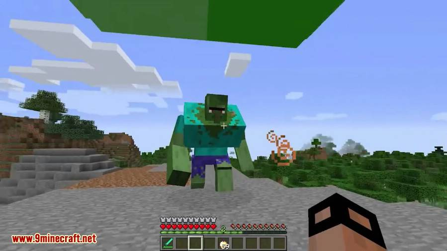 1491710286_746_mutant-creatures-mod-1-7-10-giant-monsters Mutant Creatures Mod 1.7.10 (Giant Monsters)