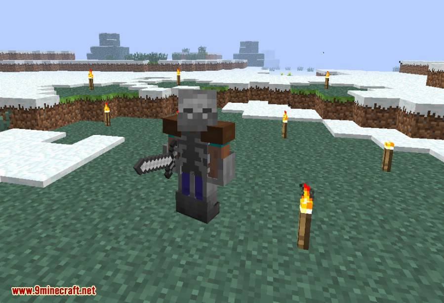 1491710288_932_mutant-creatures-mod-1-7-10-giant-monsters Mutant Creatures Mod 1.7.10 (Giant Monsters)