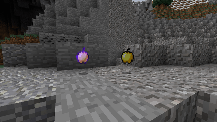 Craftable Enchanted Golden Apple Mod for minecraft 01