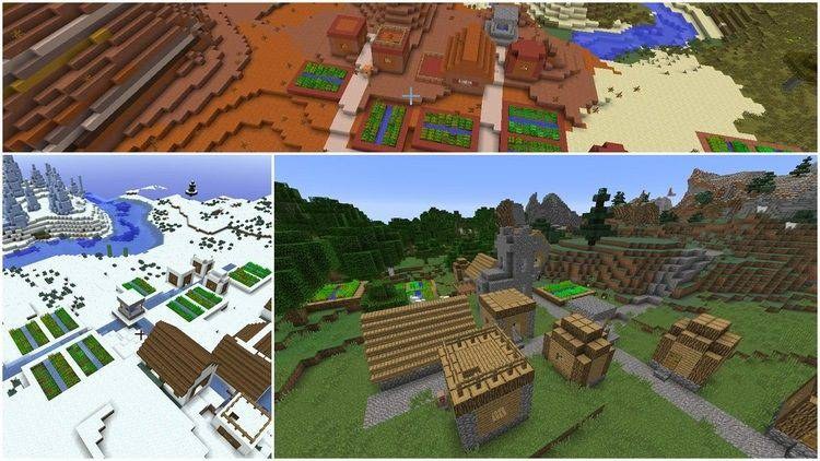 1491839141_158_mo-villages-mod-for-minecraft-1-11-21-10-2 Mo' Villages Mod for Minecraft 1.11.2/1.10.2