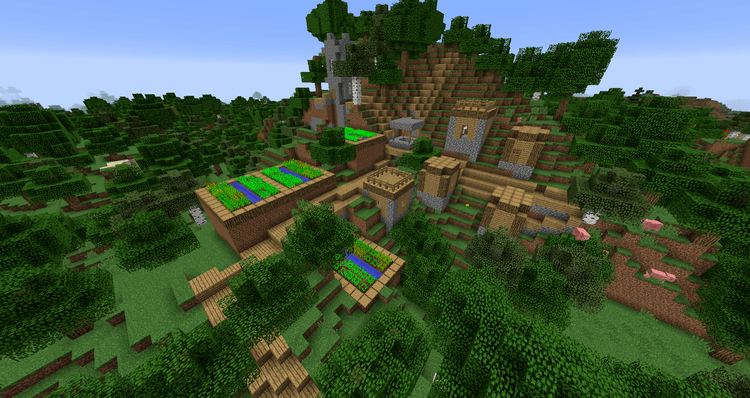 1491839141_608_mo-villages-mod-for-minecraft-1-11-21-10-2 Mo' Villages Mod for Minecraft 1.11.2/1.10.2