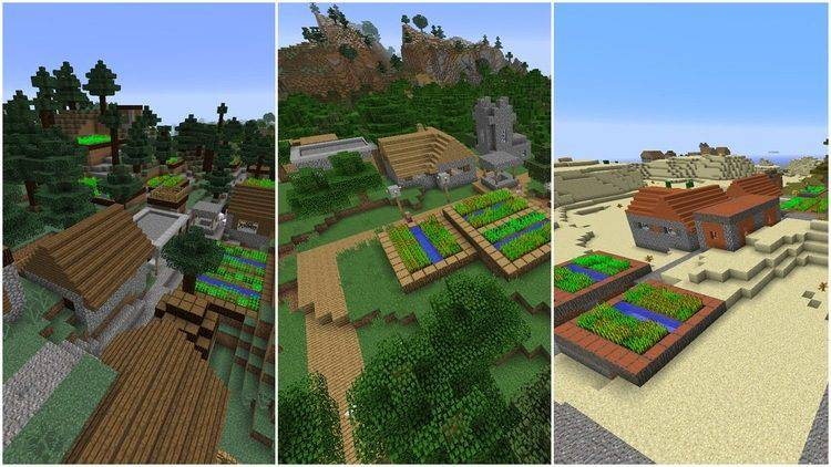1491839142_111_mo-villages-mod-for-minecraft-1-11-21-10-2 Mo' Villages Mod for Minecraft 1.11.2/1.10.2