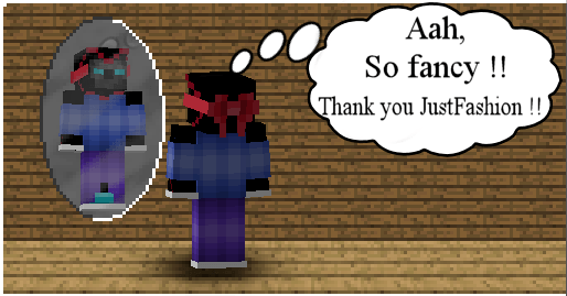 Just Fashion Mod for Minecraft 2
