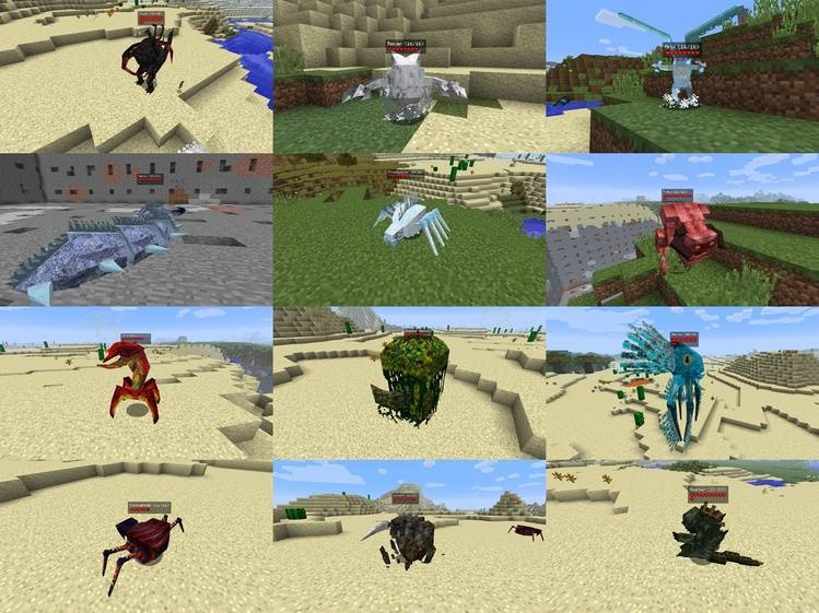 1491853686_686_lycanites-mobs-mod-for-minecraft-1-11-21-10-2 Lycanite's Mobs Mod for Minecraft 1.11.2/1.10.2
