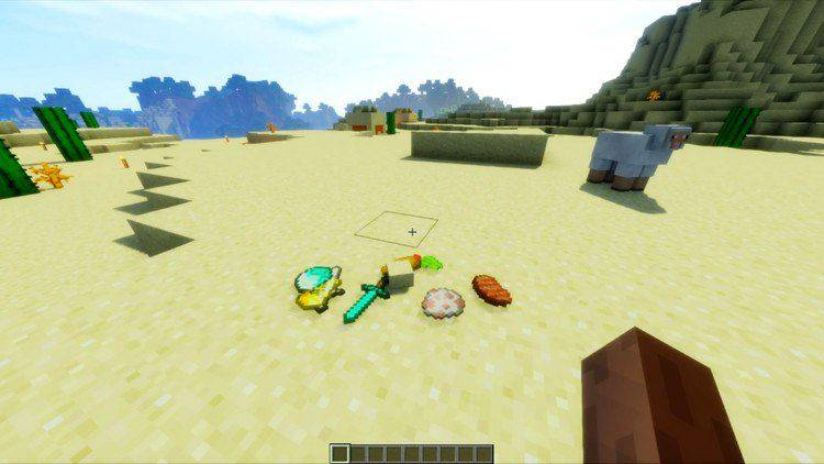 1491971716_143_realistic-item-drops-mod-1-11-21-10-2-for-minecraft Realistic Item Drops Mod 1.11.2/1.10.2 for Minecraft