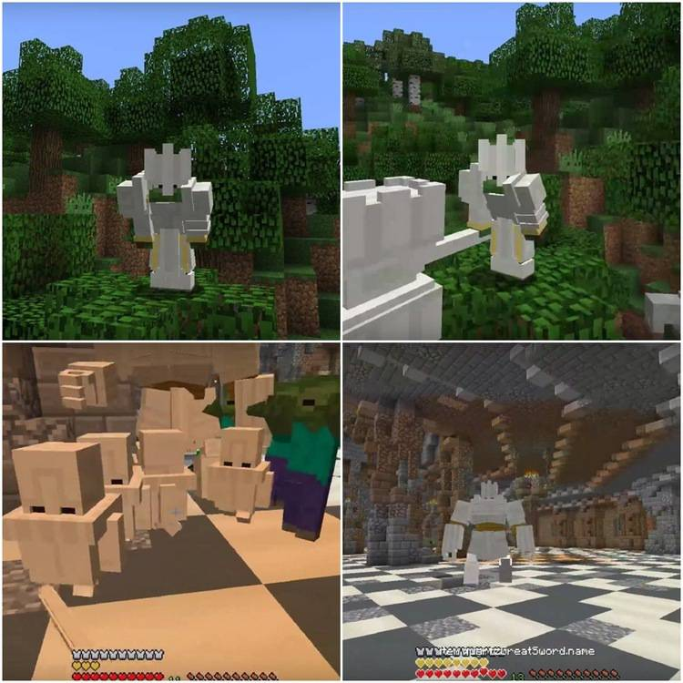 1491977047_115_monsters-and-dungeons-mod-1-11-21-10-2-for-minecraft Monsters and Dungeons Mod 1.11.2/1.10.2 for Minecraft