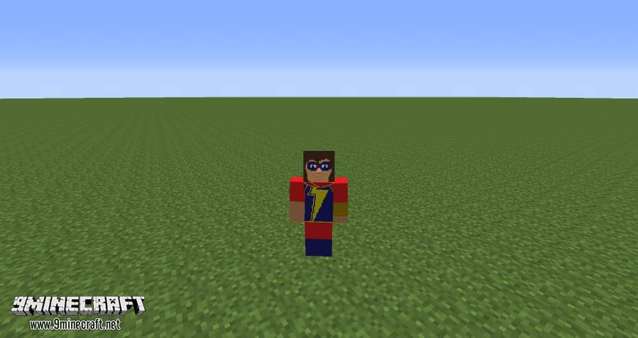 1491983450_492_project-superhuman-mod-1-7-10-superheroes-marvel Project Superhuman Mod 1.7.10 (SuperHeroes, Marvel)