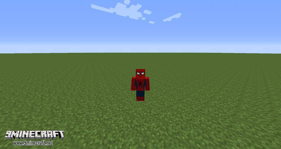 1491983453_546_project-superhuman-mod-1-7-10-superheroes-marvel Project Superhuman Mod 1.7.10 (SuperHeroes, Marvel)