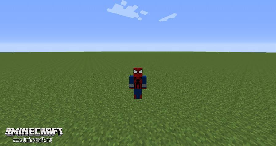 1491983455_602_project-superhuman-mod-1-7-10-superheroes-marvel Project Superhuman Mod 1.7.10 (SuperHeroes, Marvel)