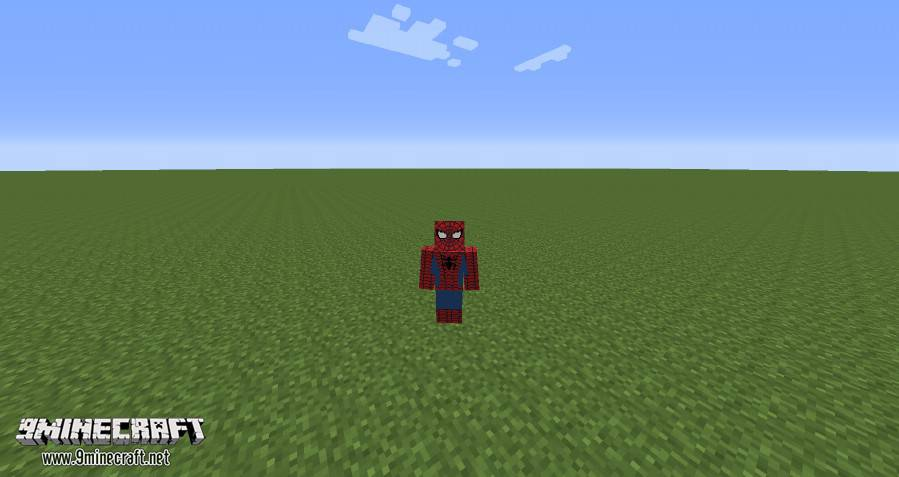 1491983462_869_project-superhuman-mod-1-7-10-superheroes-marvel Project Superhuman Mod 1.7.10 (SuperHeroes, Marvel)