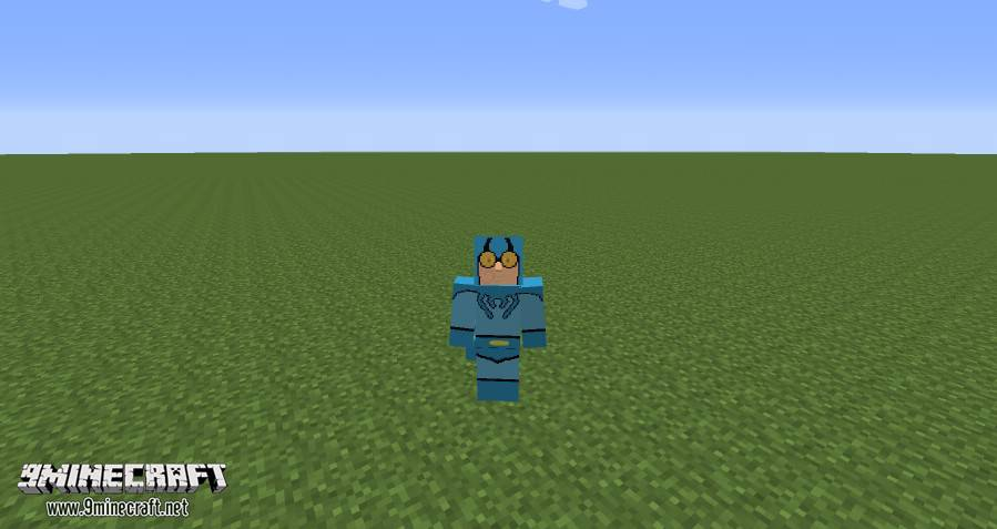 1491983467_718_project-superhuman-mod-1-7-10-superheroes-marvel Project Superhuman Mod 1.7.10 (SuperHeroes, Marvel)