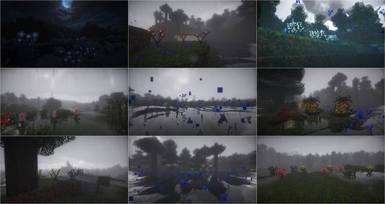 1492015380_155_plants-mod-1-11-21-10-2-for-minecraft Plants Mod 1.11.2/1.10.2 for Minecraft