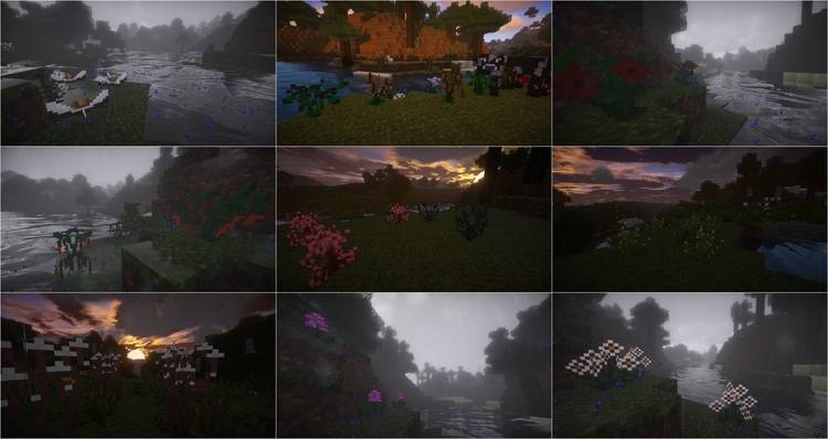 1492015380_163_plants-mod-1-11-21-10-2-for-minecraft Plants Mod 1.11.2/1.10.2 for Minecraft