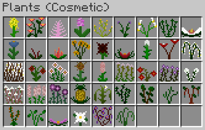 1492015383_924_plants-mod-1-11-21-10-2-for-minecraft Plants Mod 1.11.2/1.10.2 for Minecraft