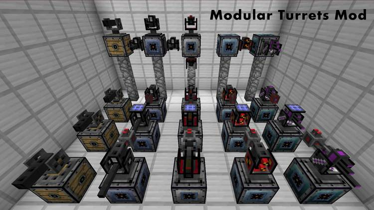 1492065781_147_open-modular-turrets-mod-1-11-21-10-2-for-minecraft Open Modular Turrets Mod 1.11.2/1.10.2 for Minecraft